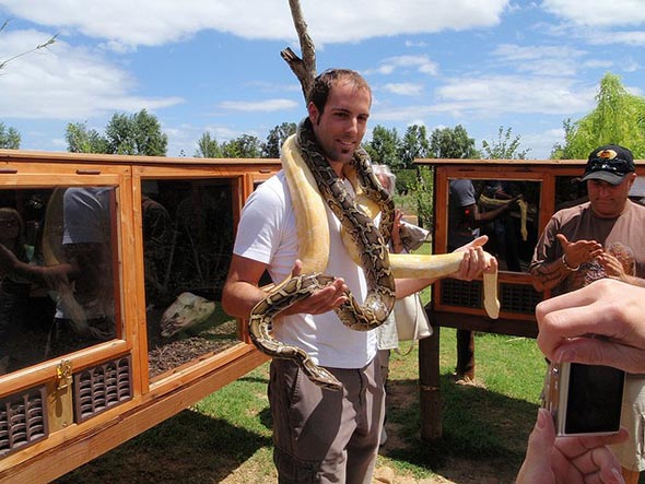 Addo Reptile And Raptor Park